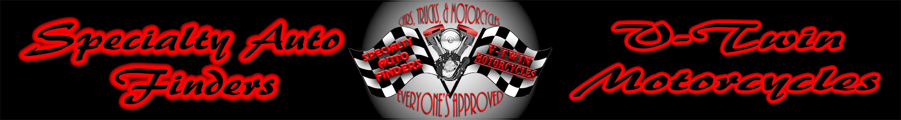 Specialty Auto Finders & V-Twin Motorcycles