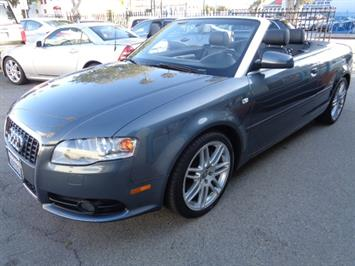 2009 Audi A4 2.0T Convertible s/ Line Convertible