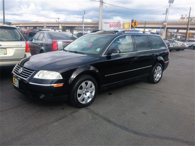 2005 Volkswagen Passat GLS TDI For families out there looking for a fun-to-drive character car ou
