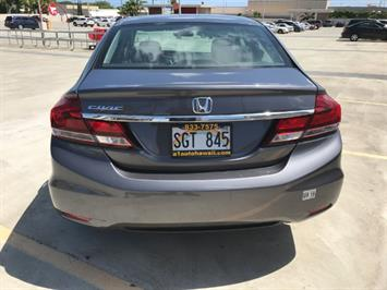 2014 Honda Civic LX - Photo 4 - Honolulu, HI 96818