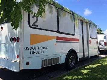 2007 FORD E450 BUS - Photo 8 - Honolulu, HI 96818