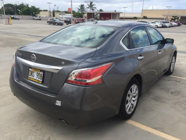 2015 Nissan Altima 2.5 - Photo 7 - Honolulu, HI 96818