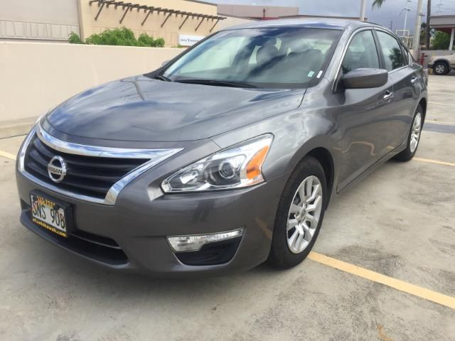 2015 Nissan Altima 2.5 - Photo 2 - Honolulu, HI 96818