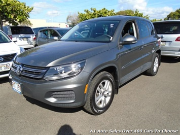 2012 Volkswagen Tiguan S - Photo 1 - Honolulu, HI 96818