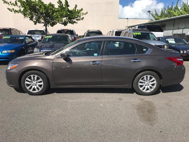2016 Nissan Altima 2.5 - Photo 2 - Honolulu, HI 96818