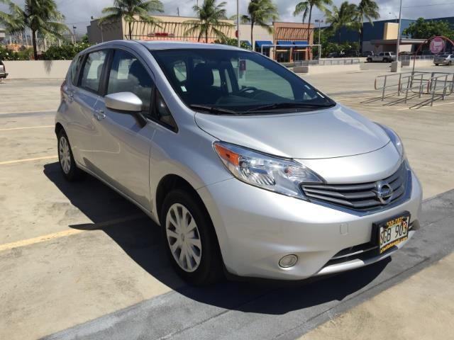 2015 Nissan Versa Note S - Photo 8 - Honolulu, HI 96818