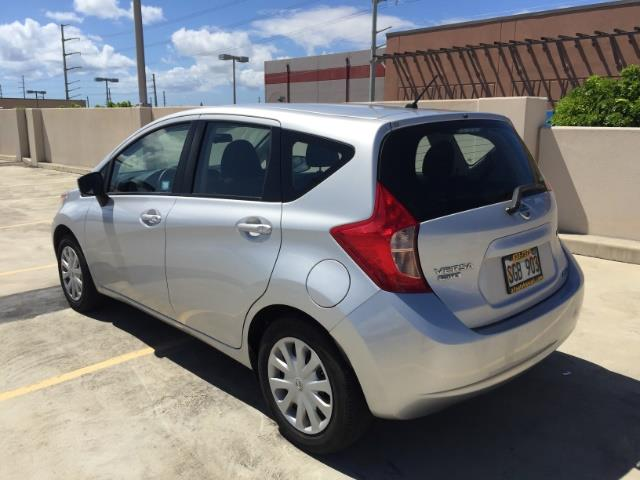 2015 Nissan Versa Note S - Photo 9 - Honolulu, HI 96818