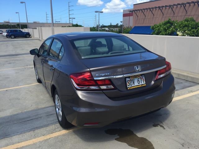 2014 Honda Civic LX - Photo 12 - Honolulu, HI 96818