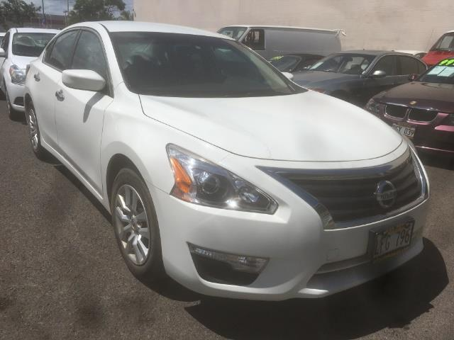 2015 Nissan Altima 2.5 S - Photo 2 - Honolulu, HI 96818