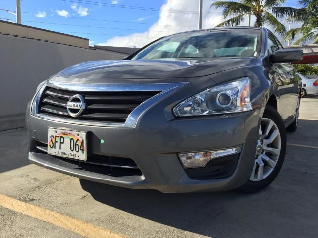 2014 Nissan Altima 2.5 S - Photo 1 - Honolulu, HI 96818
