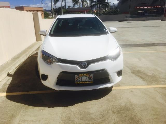 2016 Toyota Corolla LE - Photo 2 - Honolulu, HI 96818