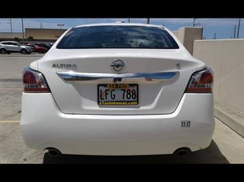 2015 Nissan Altima 2.5 S - Photo 5 - Honolulu, HI 96818