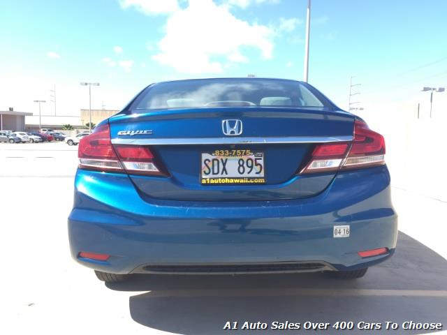 2014 Honda Civic LX - Photo 12 - Honolulu, HI 96818