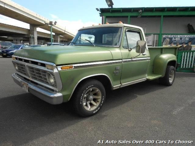 1975 Ford Ranger - Photo 5 - Honolulu, HI 96818