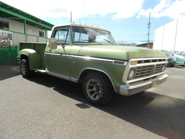 1975 Ford Ranger - Photo 10 - Honolulu, HI 96818