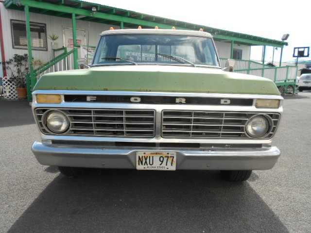 1975 Ford Ranger - Photo 15 - Honolulu, HI 96818