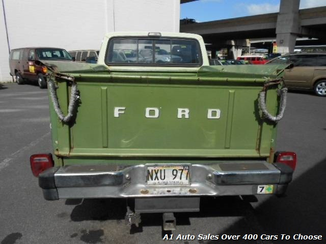 1975 Ford Ranger - Photo 3 - Honolulu, HI 96818