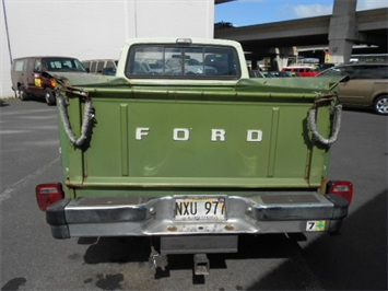 1975 Ford Ranger - Photo 12 - Honolulu, HI 96818
