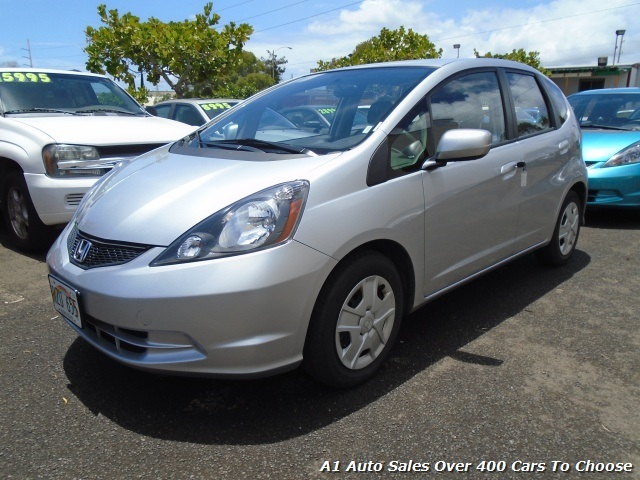 2013 Honda Fit - Photo 1 - Honolulu, HI 96818