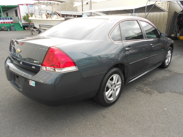 2011 Chevrolet Impala LS Fleet - Photo 8 - Honolulu, HI 96818