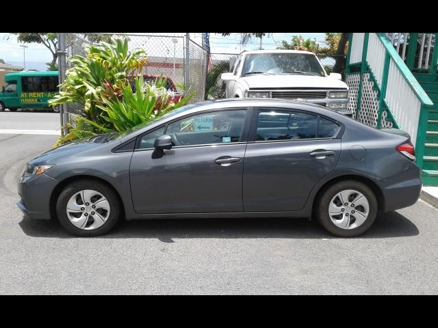 2013 Honda Civic LX - Photo 3 - Honolulu, HI 96818