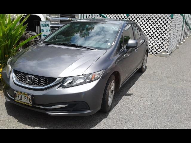 2013 Honda Civic LX - Photo 1 - Honolulu, HI 96818