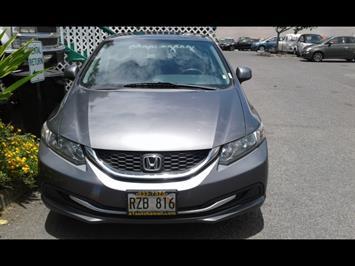 2013 Honda Civic LX - Photo 2 - Honolulu, HI 96818
