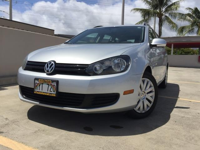 2013 Volkswagen Jetta SportWagen S PZEV - Photo 1 - Honolulu, HI 96818