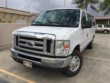 2014 Ford E-Series Van E-350 SD XLT - Photo 2 - Honolulu, HI 96818