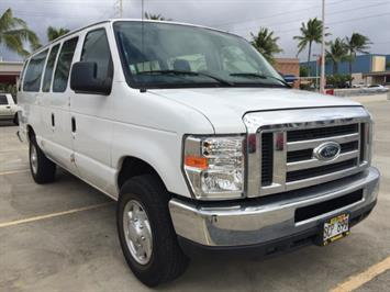 2014 Ford E-Series Van E-350 SD XLT - Photo 9 - Honolulu, HI 96818