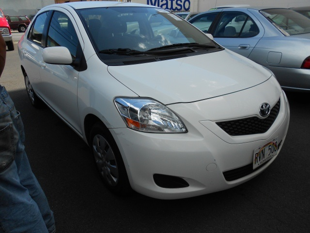 2012 Toyota Yaris Fleet - Photo 2 - Honolulu, HI 96818