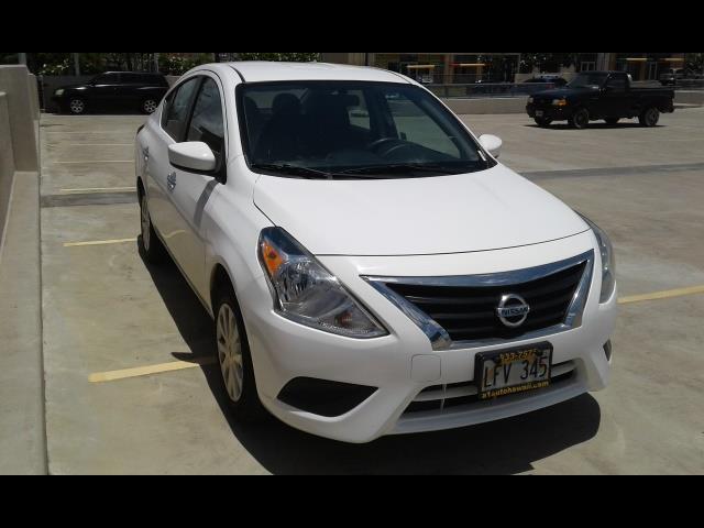 2016 Nissan Versa 1.6 SV - Photo 1 - Honolulu, HI 96818
