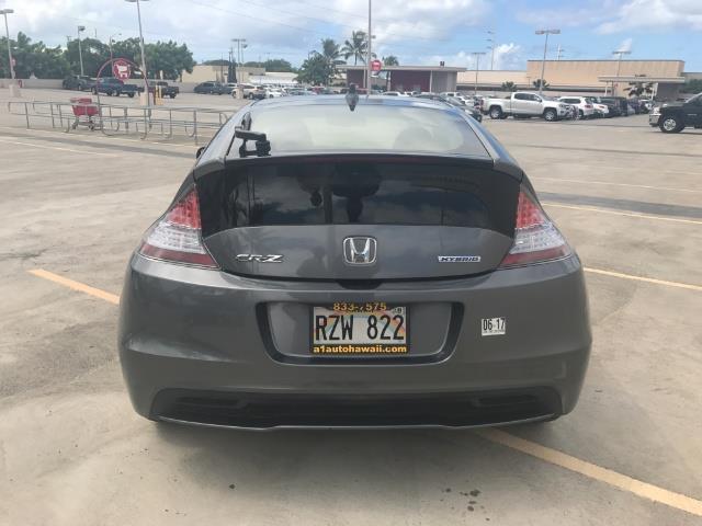 2013 Honda CR-Z EX Hipster Inspired! - Photo 4 - Honolulu, HI 96818