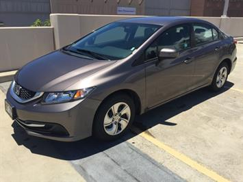 2014 Honda Civic LX - Photo 2 - Honolulu, HI 96818