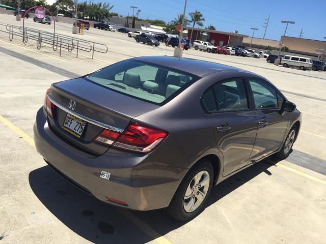 2014 Honda Civic LX - Photo 11 - Honolulu, HI 96818