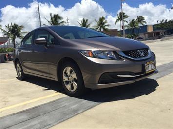 2014 Honda Civic LX - Photo 8 - Honolulu, HI 96818