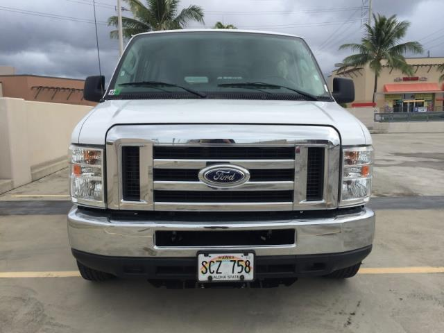 2014 Ford E-Series Van E-350 SD XL - Photo 3 - Honolulu, HI 96818
