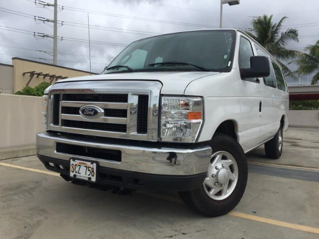 2014 Ford E-Series Van E-350 SD XL - Photo 1 - Honolulu, HI 96818