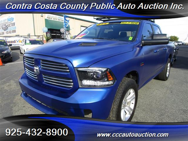 2015 Ram 1500 4x4 Sport 4dr We are open Mon-Fri From 10am-530m NOW OPEN SATURDAY-SUNDAY FROM 10-