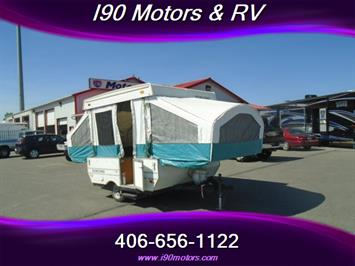 1999 Coachmen Viking 1706LS