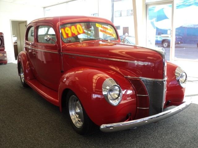 Roy 39 s auto center photos for 1940 ford sedan for 1940 ford 4 door sedan