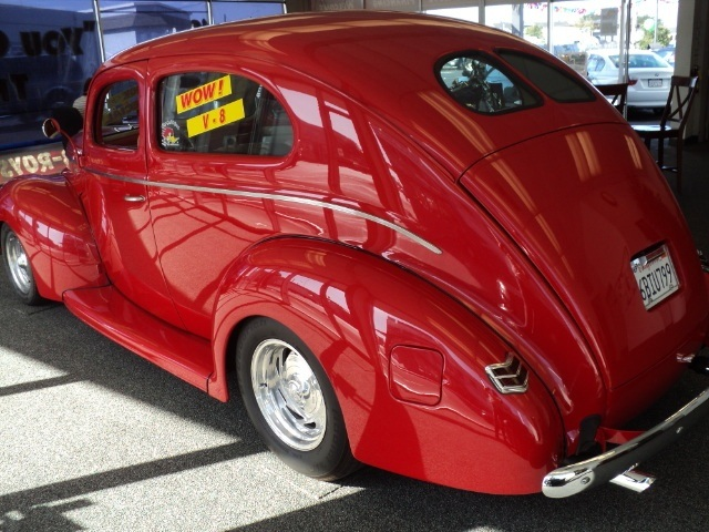 1940 Ford Sedan - Photo 9 - Eureka, CA 95501