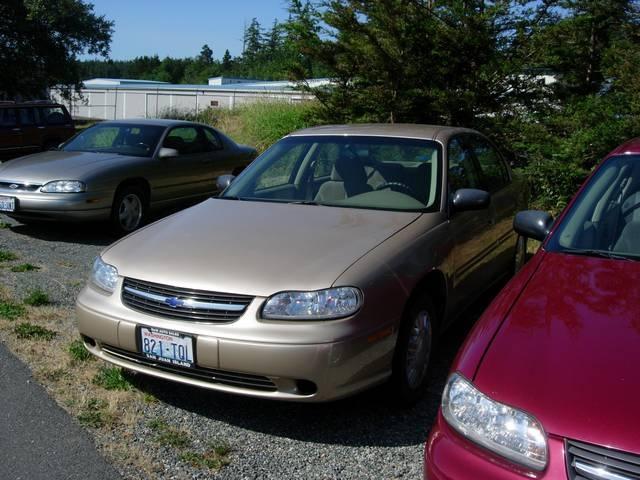 2003 Chevrolet Malibu - Photo 2 - Friday Harbor, WA 98250