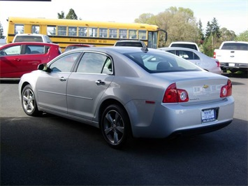 2012 Chevrolet Malibu LT - Photo 2 - Friday Harbor, WA 98250
