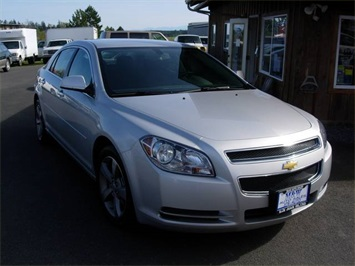 2012 Chevrolet Malibu LT - Photo 1 - Friday Harbor, WA 98250