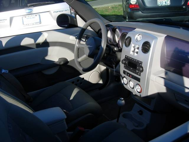 2007 Chrysler PT Cruiser Touring - Photo 10 - Friday Harbor, WA 98250