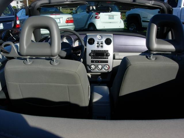 2007 Chrysler PT Cruiser Touring - Photo 11 - Friday Harbor, WA 98250