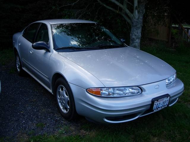 2003 Oldsmobile Alero GL1 - Photo 1 - Friday Harbor, WA 98250