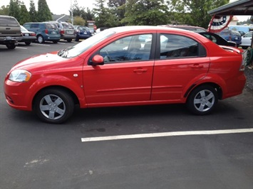 2007 Chevrolet Aveo LS - Photo 3 - Friday Harbor, WA 98250