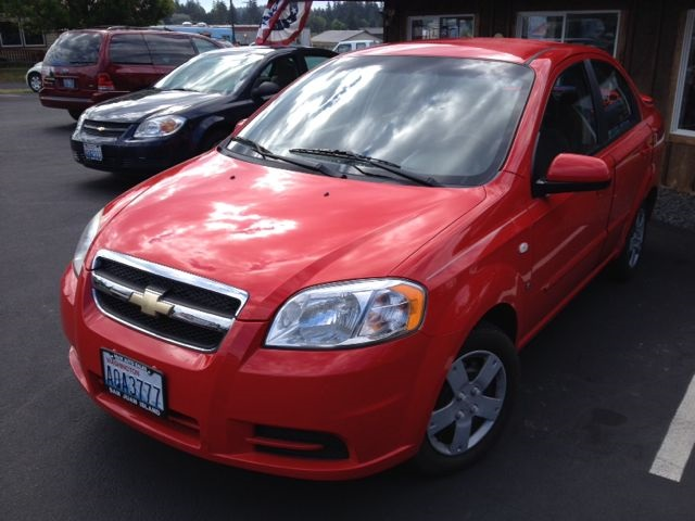 2007 Chevrolet Aveo LS - Photo 9 - Friday Harbor, WA 98250